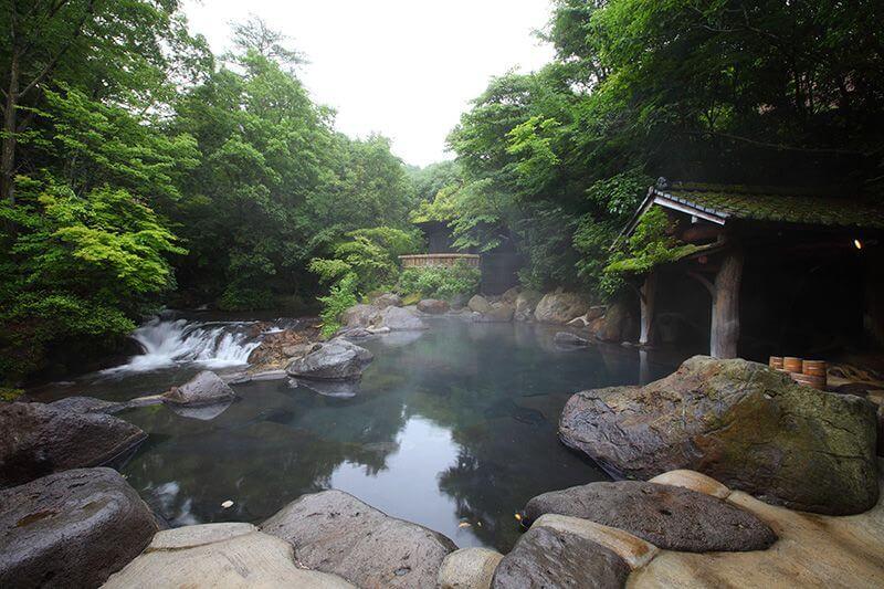 Kurokawa Onsen In Kumamoto Prefecture Onsen And Nature