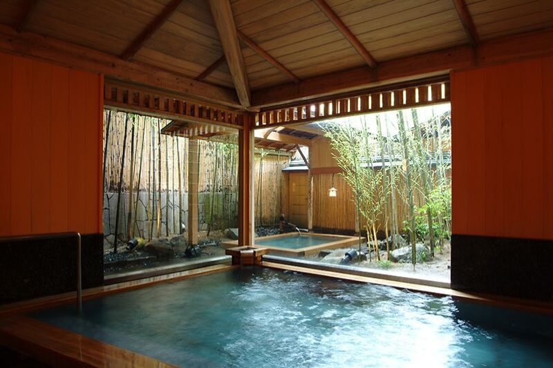 Onsen Hot Spring In Japan Nishimuraya