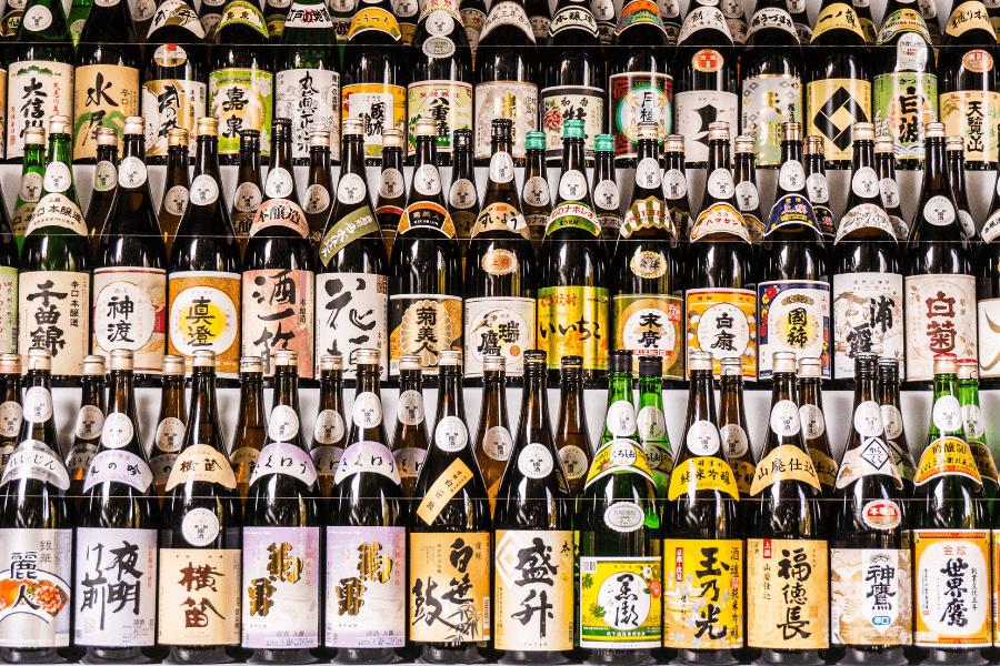 Where To Buy Sake In Japan