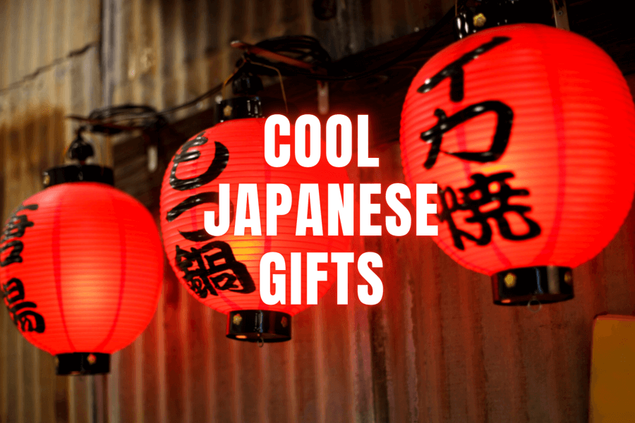 Cool Japanese Gifts You Can Get Today