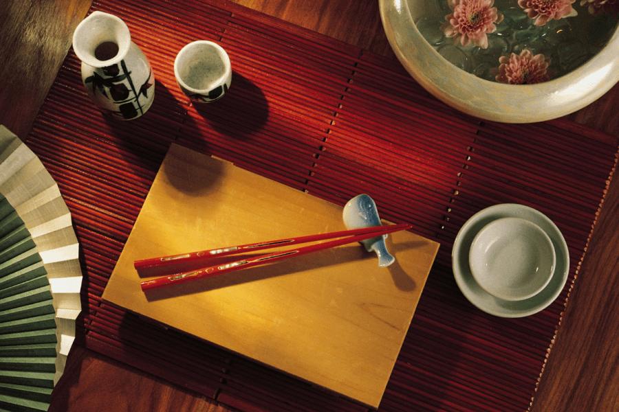 Japanese Dining Set Japanese Gifts