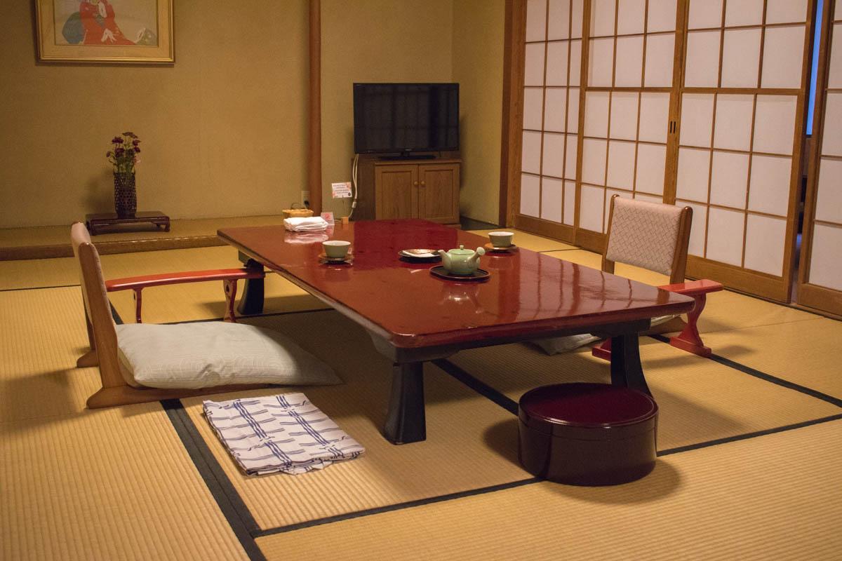 Kokuya room
