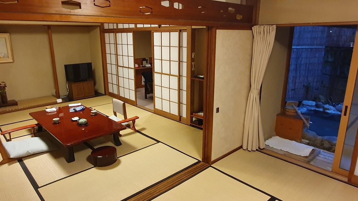 Kokuya Room with private open-air bath