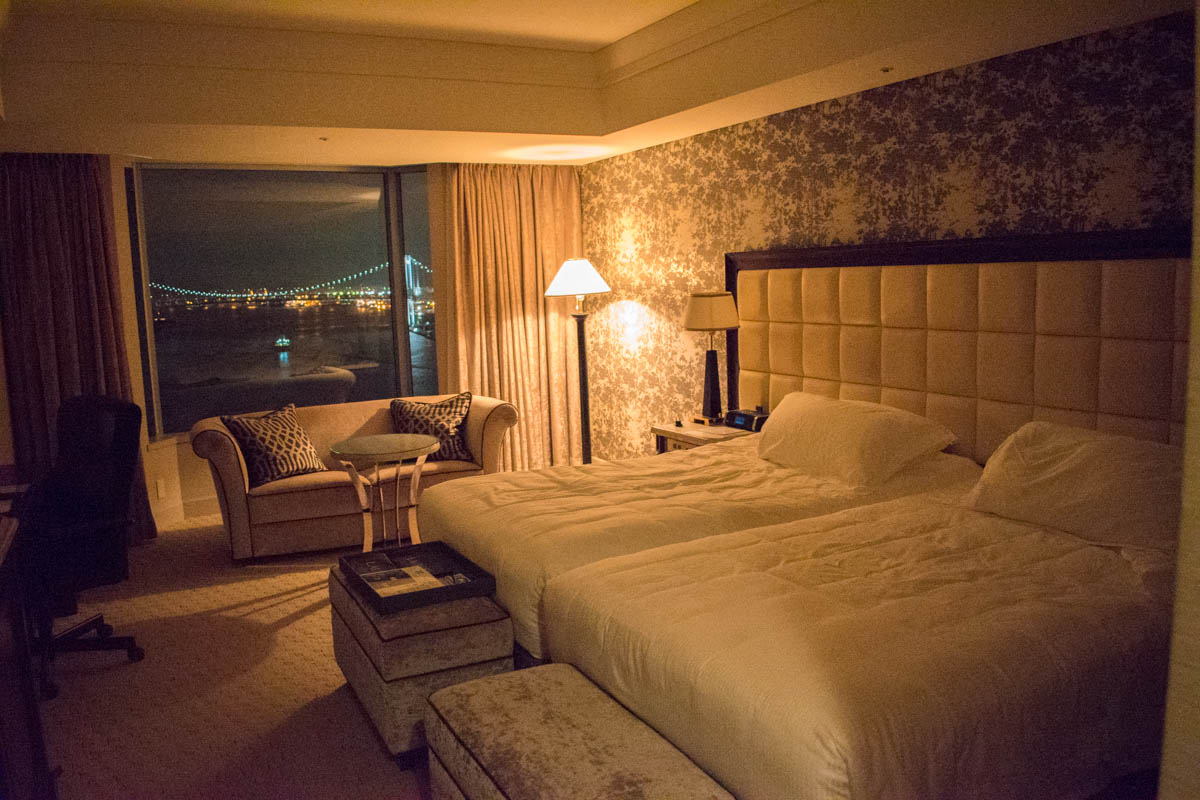 InterContinental Tokyo Bay Room