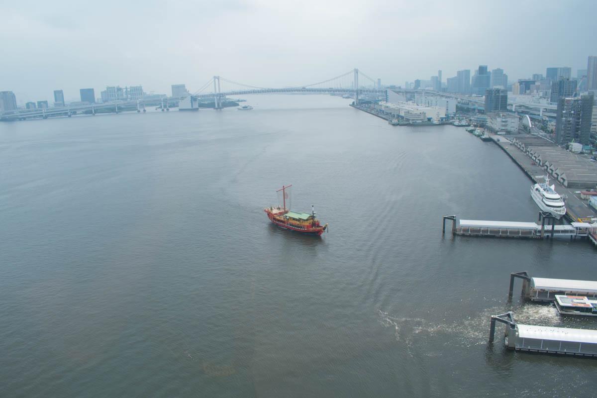 InterContinental Tokyo Bay Room View