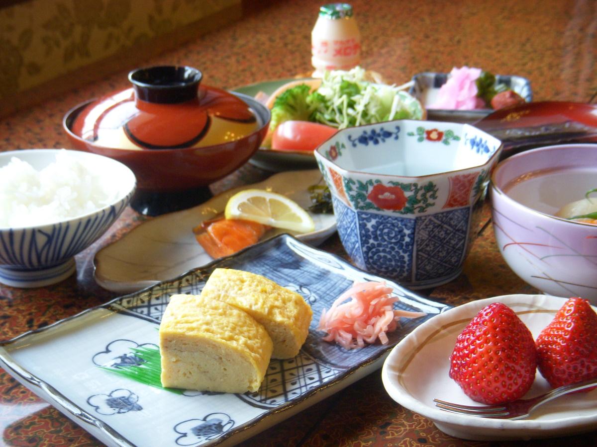 Kaneyoshi Ryokan Food