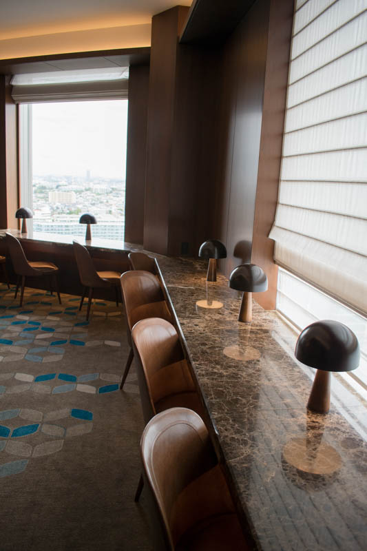 Yokohama Bay Sheraton Hotel & Towers Club Lounge