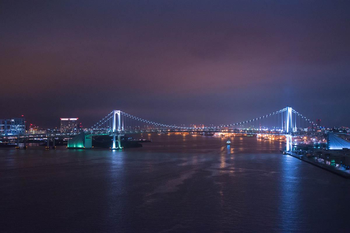 InterContinental Tokyo Bay - Rainbow Bridge