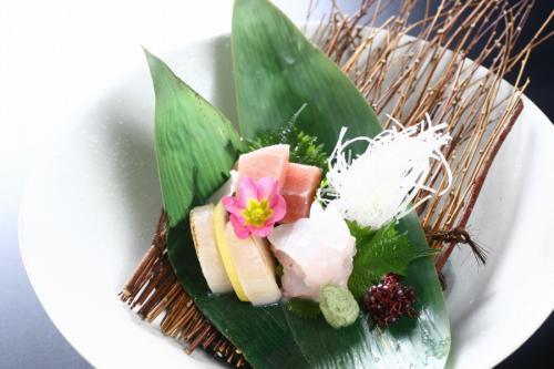 Nishiyama Ryokan Food