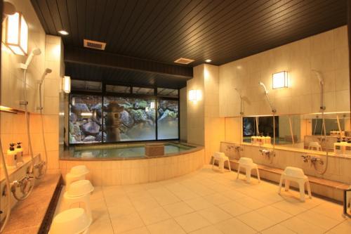 Nishiyama Ryokan Bath