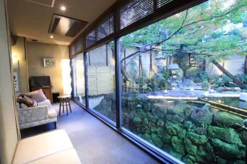 Nishiyama Ryokan Garden